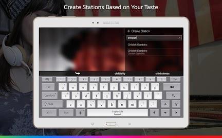 Samsung Milk Music Screenshot 8