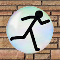 Bubble Smash: Stickman Runner icon