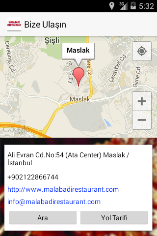 Malabadi Restaurant- screenshot