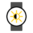Display Brightness for Wear icon