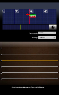 PitchPerfect Free Guitar Tuner - screenshot thumbnail