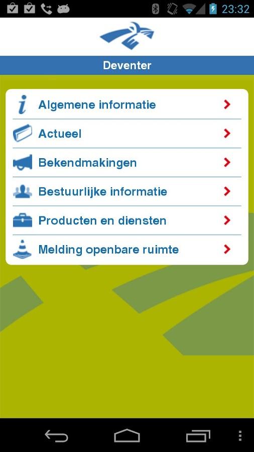 Deventer- screenshot