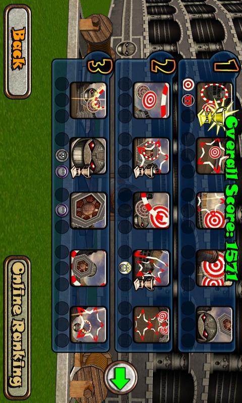 BlastABall- screenshot