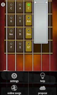 Guitar - Virtual Guitar Pro- screenshot thumbnail