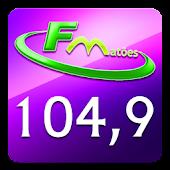 Rádio Matões FM 104,9
