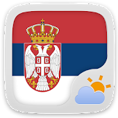 Serbian Language GO Weather EX