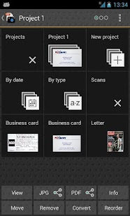 Droid Scan Pro PDF - screenshot thumbnail