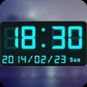 Digital Clock Widget 個人化 App LOGO-APP試玩