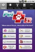 Screenshot of Fresno Pet ER