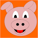 Pino the Talking Pig logo