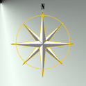 Compass to Mecca icon