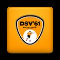 DSV '61 Klok logo