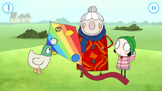 Sarah & Duck - Day at the Park- screenshot thumbnail