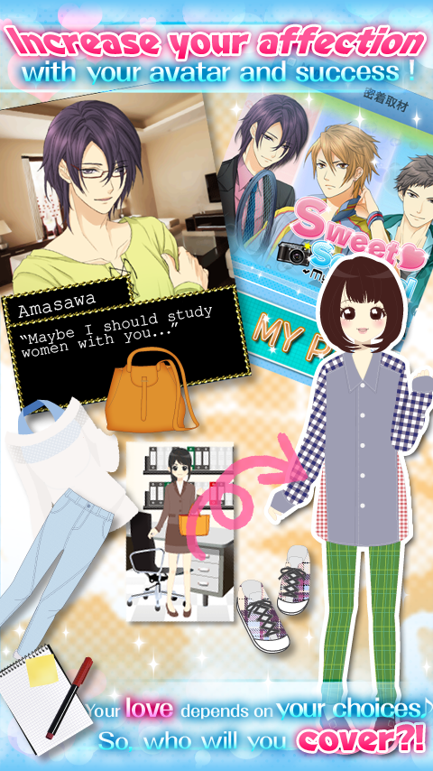 japanese dating simulation games for android (this list of dating games for girls will try to show pokeboy - a very small dating sim available for gree on android and iphone as well as a slightly.