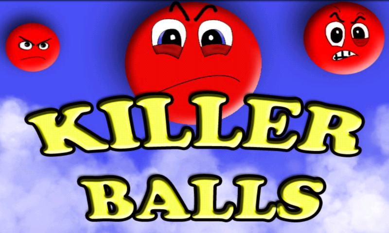 Killer balls  Free- screenshot