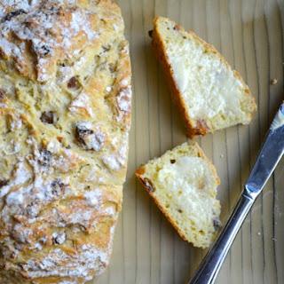 Soda Bread with Port-Soaked Raisins
