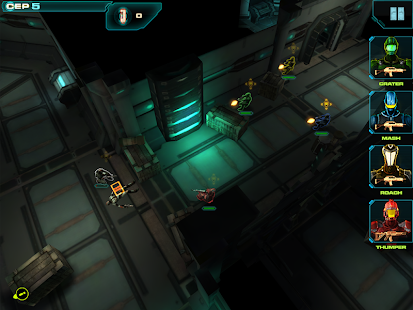 Line Of Defense Tactics Screenshot 5