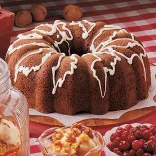 Favorite Bundt Cake.