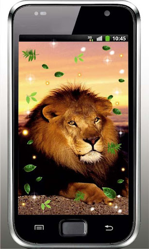 Lions Sound HD live wallpaper