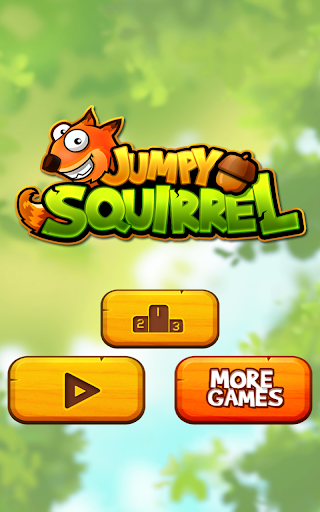 Jumpy Squirrel