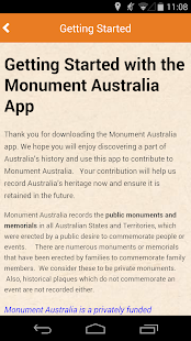 Monument Australia- screenshot thumbnail