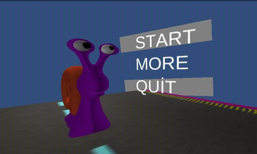 Snail Space 3D