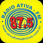 Ativa 87,5 FM