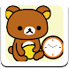 リラックマ時計ウィジェット 1