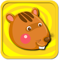 Fruit Bubble Shooter - Kids icon