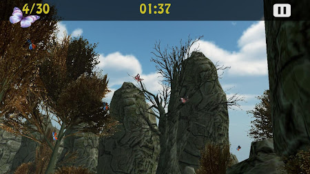 Butterflies Catch Craze 3D 1.0 screenshot 6193