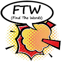 FTW (Find The Words) logo