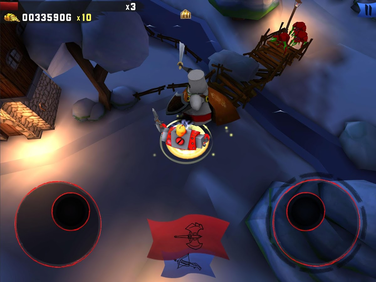 Knight Strike: Knightfall- screenshot
