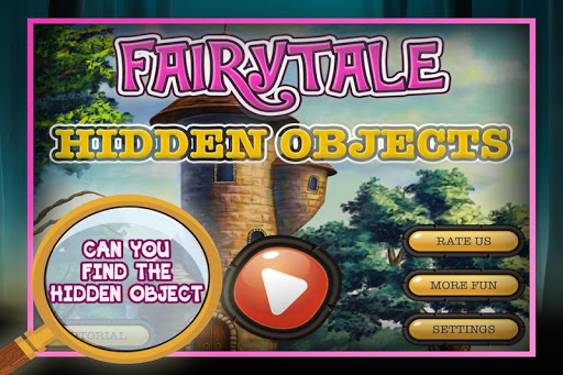 Fairytale Hidden Objects