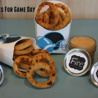 4 Dip Recipes For Game Day