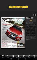 Screenshot of Quattroruote