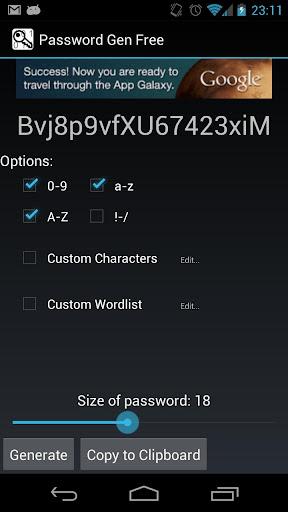 Password Gen Free
