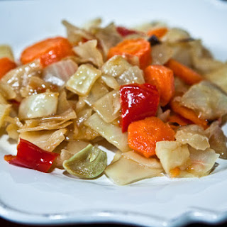 Vegetable (Cabbage) Ragout