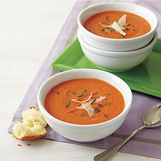 Slow-Cooker Creamy Tomato Soup