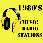 1980s Music Radio Stations
