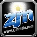 ZJM Radio logo