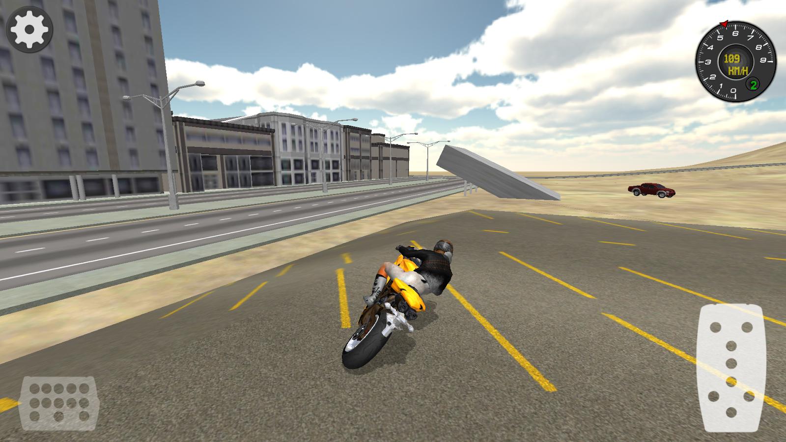 Motor Bike Crush Simulator 3d Android Apps On Google Play