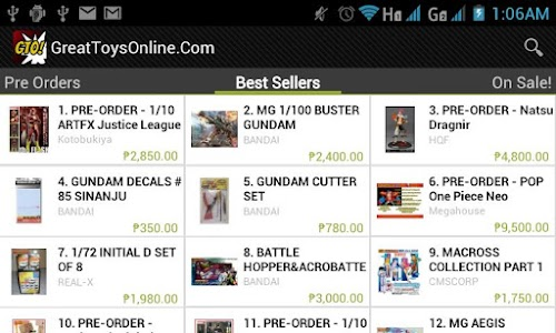 GreatToysOnline.Com screenshot 5