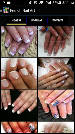 Top French Nail Art Designs