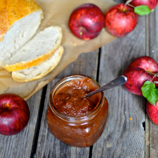 Crockpot Caramel Apple Butter