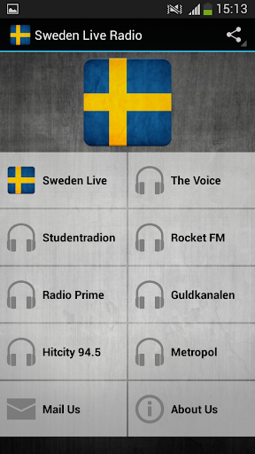 Sweden Live Radio