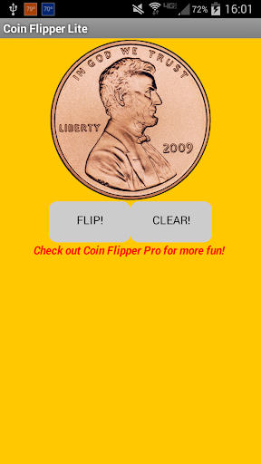 Coin Flipper Lite