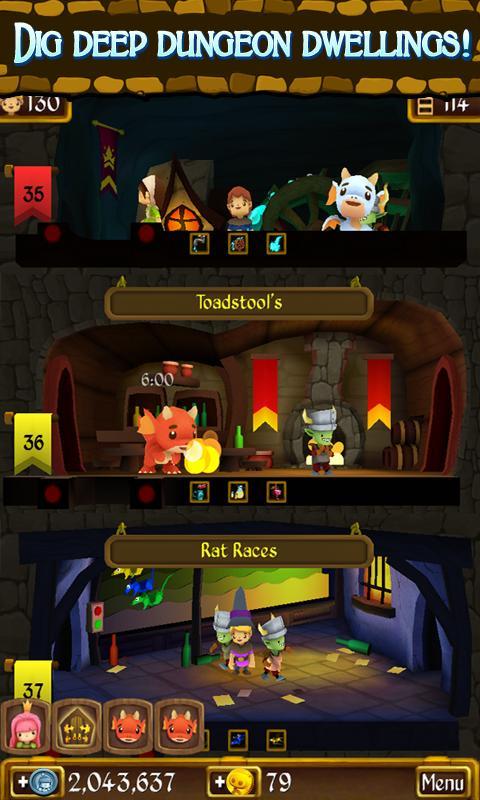 LIL' KINGDOM screenshot #3