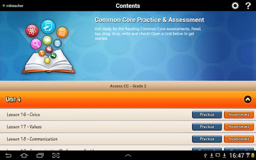 Reading Practice Assess G2