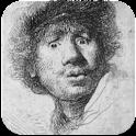 Rembrandt Gallery & Puzzle logo