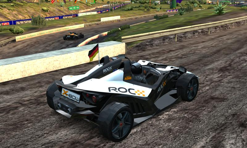 Race Of Champions- screenshot